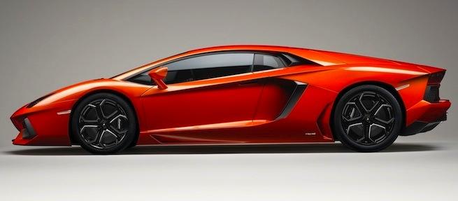 Lamborghini Aventador : Survitaminéé !
