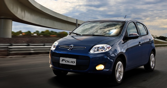 Nouvelle Fiat Palio 2012