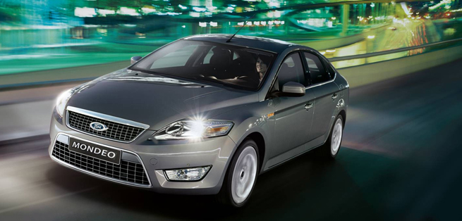 Nouvelle Ford Mondeo chez Alpha Ford