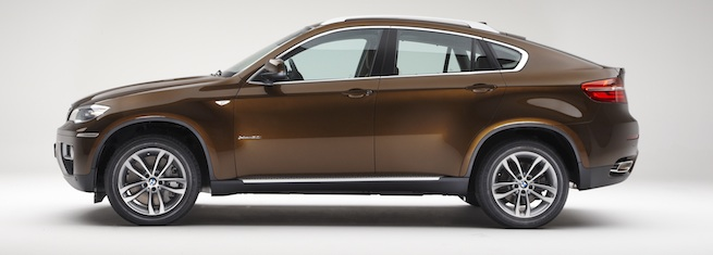 BMW X6 facelift 2013