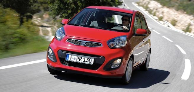 Nouvelle Kia Picanto chez City Cars