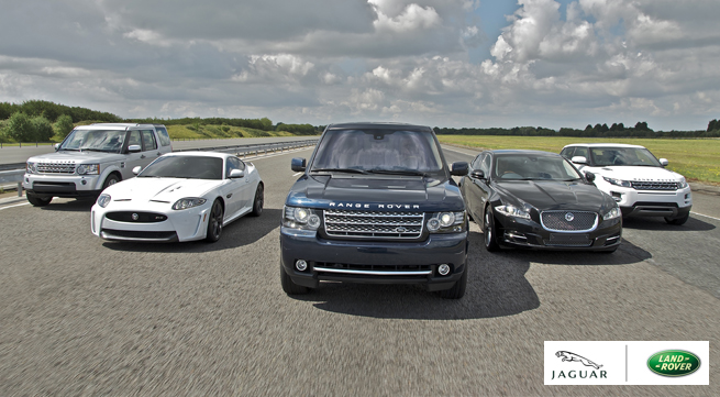 Jaguar Land Rover s'adjuge une série de distinctions internationales