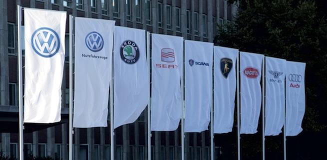 Pluie de récompenses pour le Groupe Volkswagen