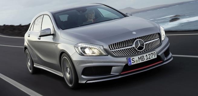 Nouvelle Mercedes-Benz Classe A 2012