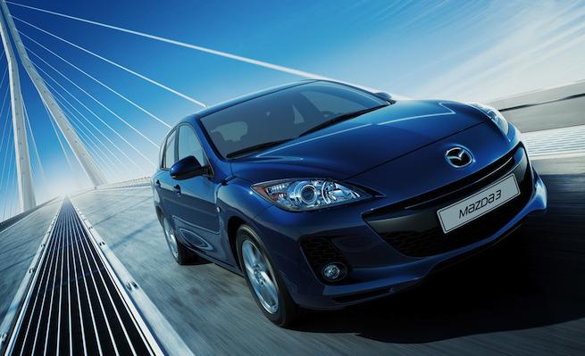 Mazda3 Tunisie