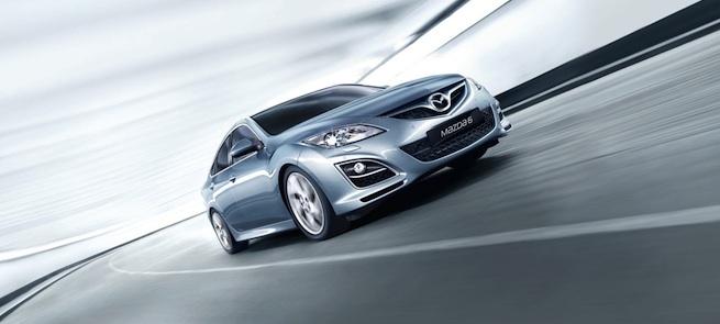 Nouvelle Mazda 6: L'élégance sportive !