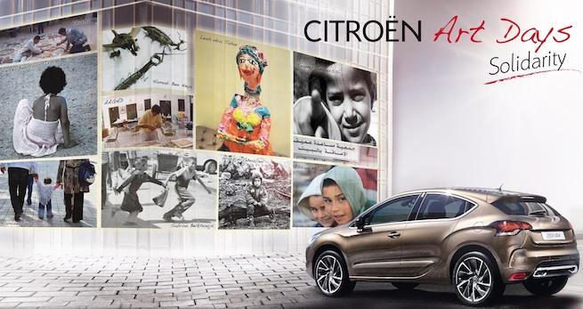 Citroën Art Days Tunisie