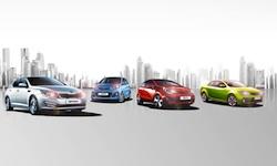 Kia, leader du marché des véhicules particuliers