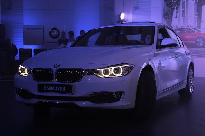 Nouvelle BMW Série 3 chez Ben Jemaa Motors !