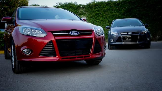 Nouvelle Ford Focus chez Alpha Ford