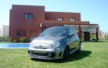 Essai ABARTH 500C - Kit Monza 160 ch - Drive and Fast