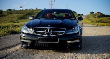 Essai C63 AMG Coupé par Drive and Fast