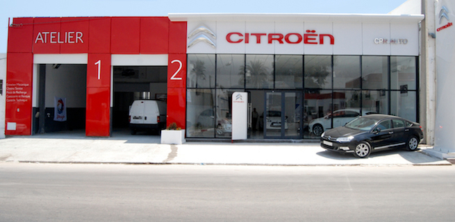 Citroën Sfax