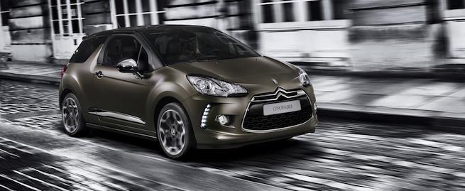 Citroën DS3 Graphic Art et Just Mat