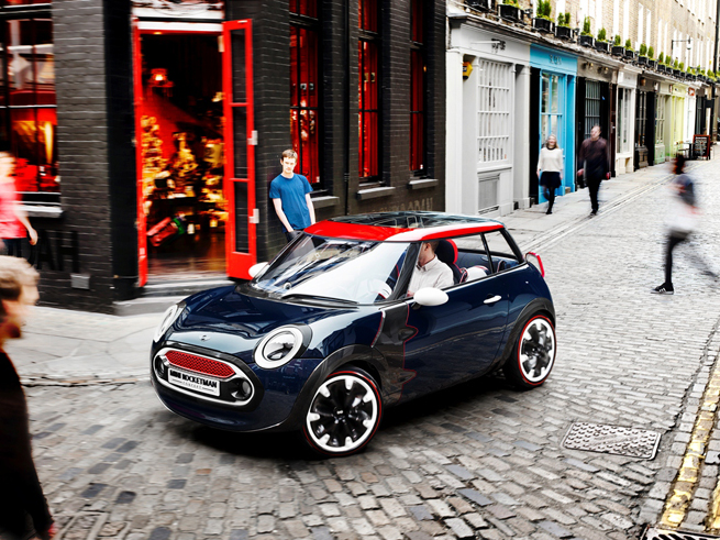 MINI Rocketman Concept !