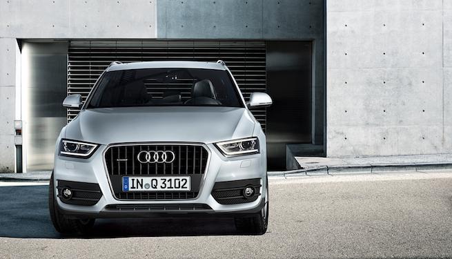 L'Audi Q3 disponible chez ENNAKL