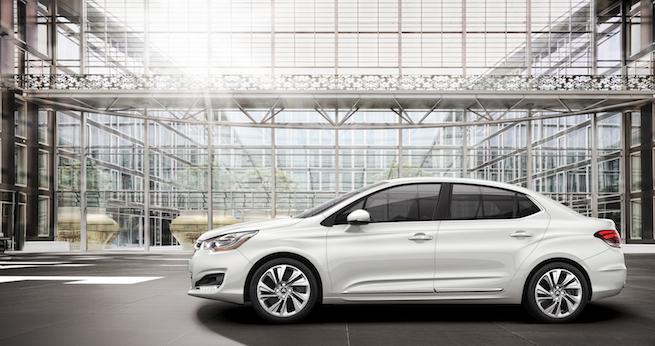 Citroën: 2 nouveaux modèles pour les marchés émergents