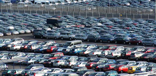 Entrée en vigueur de la loi d'importation des voitures de plus de 5ans