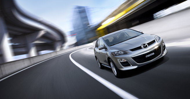 Mazda CX-7, un SUV au tempérament sportif!