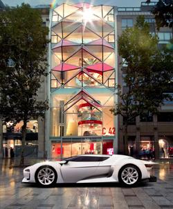 C_42 : Les Concept Cars à l'honneur