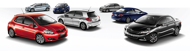 Lancement des voitures particulières Toyota en Tunise