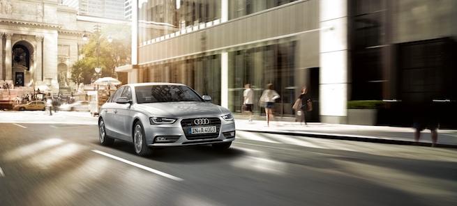 Nouvelle Audi A4 chez ENNAKL