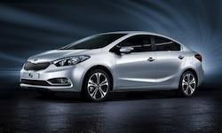 Nouvelle Kia Cerato pour 2014