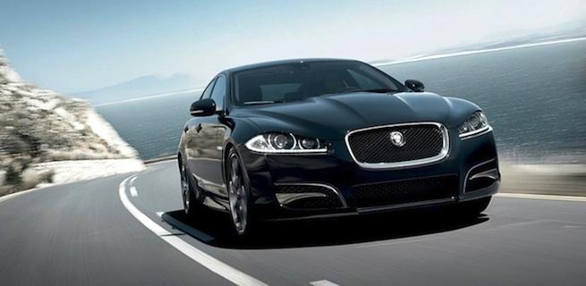 Nouvelle Jaguar XF Diesel chez Alpha International
