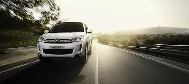 Lancement du Citroën C4 AIrcross
