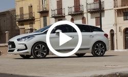 Essai Citroën DS5 avec Drive and Fast