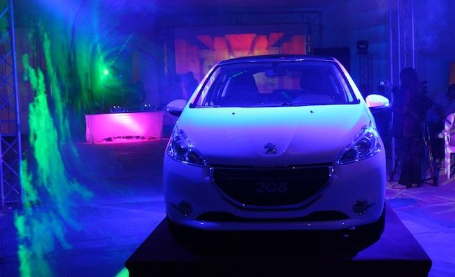 Stafim lance la Peugeot 208 en Tunisie