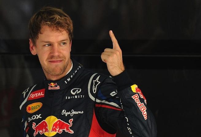 GP du Brésil, Vettel triple champion du monde