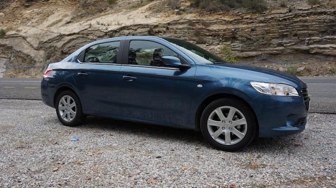 Essai Peugeot 301, robuste et accessible