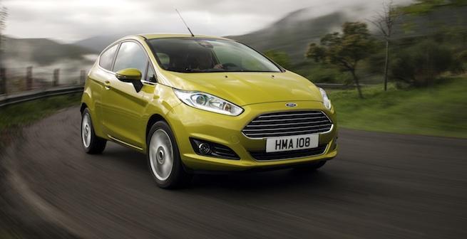La nouvelle Ford Fiesta a enduré les tests les plus extrêmes