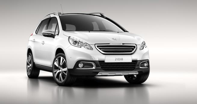 Peugeot 2008, le petit Crossover