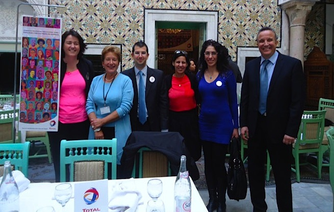 Total Tunisie lance sa campagne Confiance