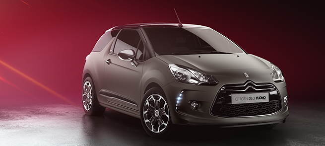 Citroën DS3 Cabrio L'Uomo Vogue