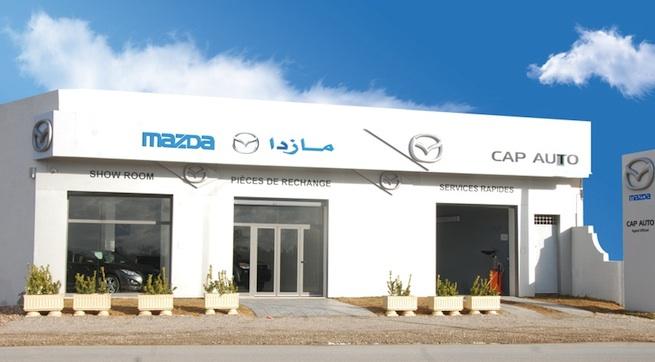 Ouverture d'une nouvelle agence Mazda à Nabeul