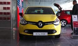 Nouvelle Renault Clio chez ARTES