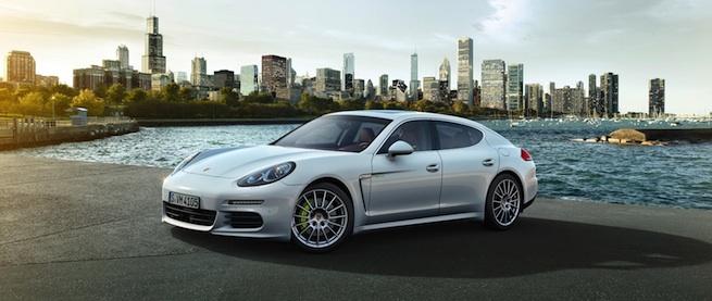 Nouvelle Porsche Panamera