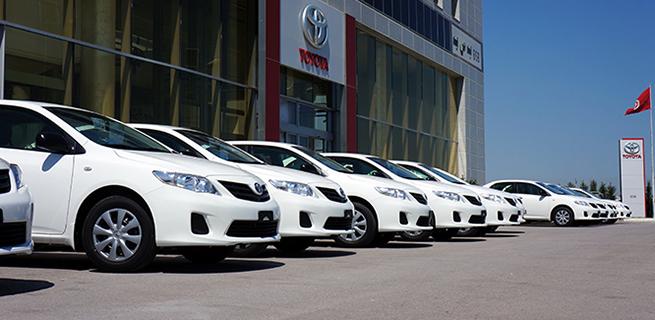 La Toyota Corolla TAXI chez BSB