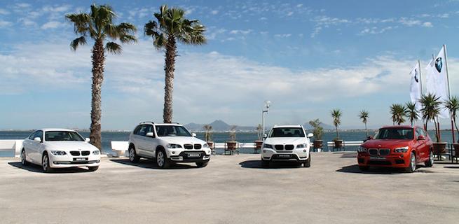 Les Essais BMW 2013 !