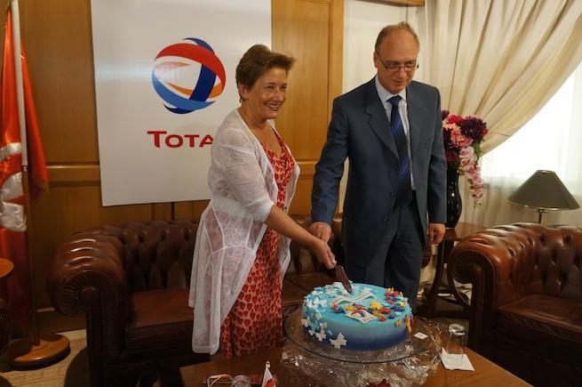 Total Tunisie soutient l'ENIT et les jeunes diplômés tunisiens