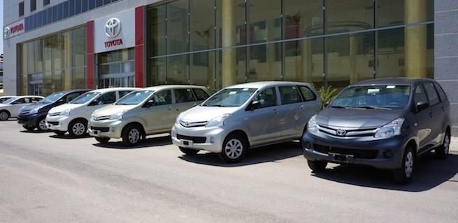 Toyota Avanza Tunisie