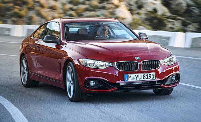 BMW Série 4 Coupé, les photos officielles