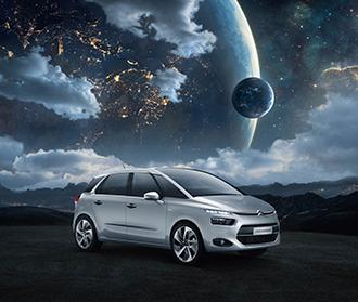 Citroën fait gagner un vol stratosphérique