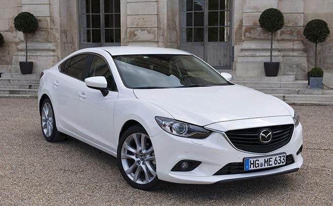 La Mazda 6 remporte le Prix MAAF Auto Environnement