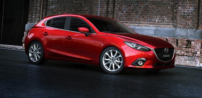 La Nouvelle Mazda3 !