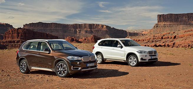 Nouveau BMW X5 !