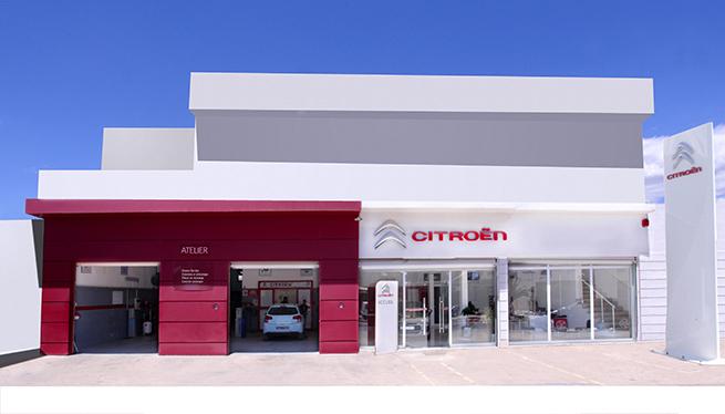 Nouvelle Agence Citroën à Hammamet !
